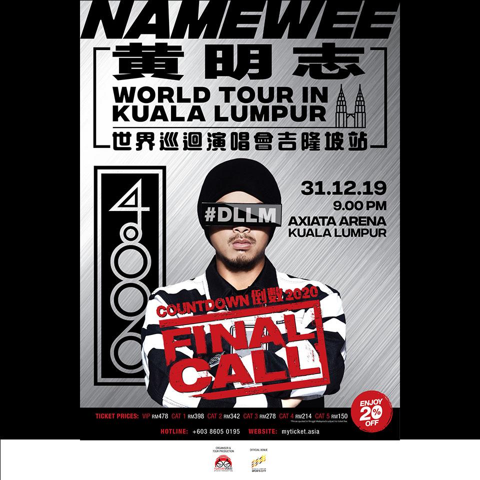 Namewee Concert
